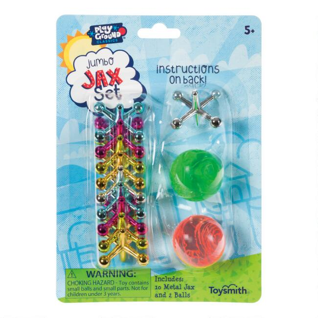 Toysmith Jumbo Jax Set of 2