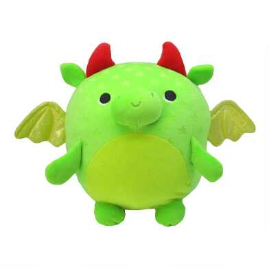 Cuddle Pals Kiwi The Plush Stuffed Dragon