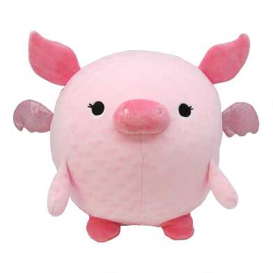Cuddle Pals Lucy The Plush Stuffed Pig