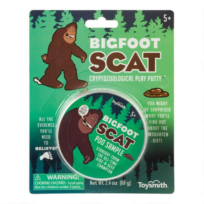 Toysmith Bigfoot Scat Set of 2