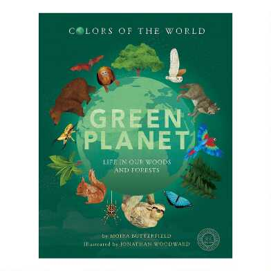 Green Planet Book