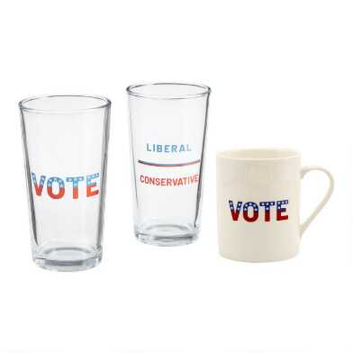 Election Drinkware Collection