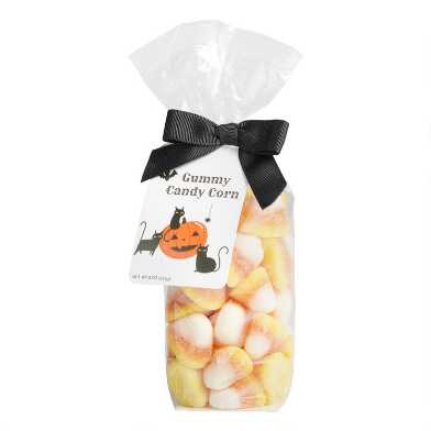 Candy Corn Gummy Candy Bag