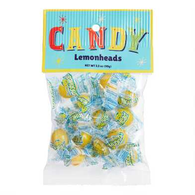 Old Fashioned Lemonheads Bag