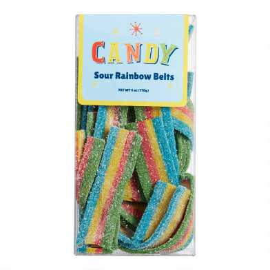 Old Fashioned Sour Belts Box