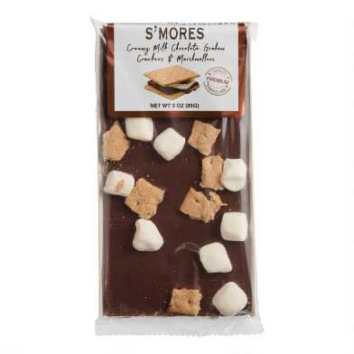 S'mores Milk Chocolate Bar