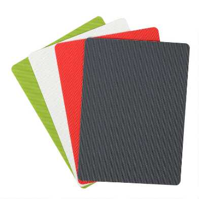 Dexas Heavy Duty Grippmat Nonslip Cutting Mats 4 Pack