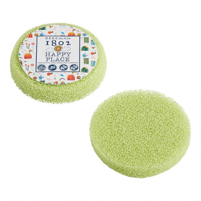 Happy Place Silicone Scrub Sponges 2 Pack