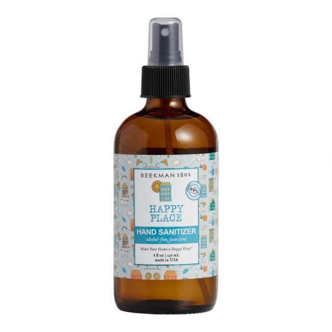 Happy Place Alcohol Free Hand Sanitizer Spray