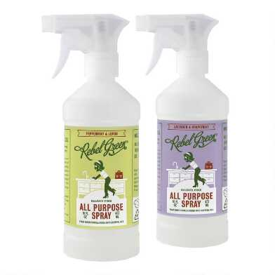 Rebel Green All Purpose Spray Set of 2