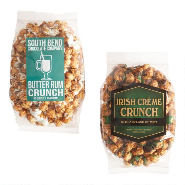 South Bend Chocolate Company Popcorn Crunch Collection
