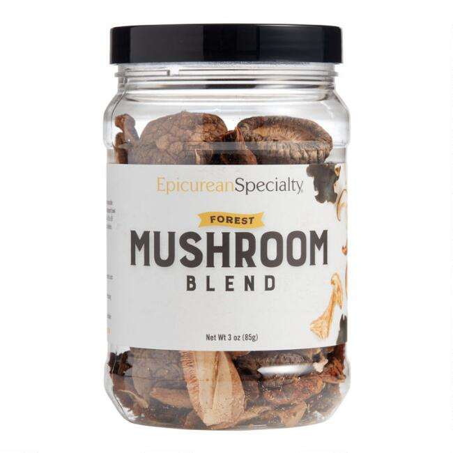 Epicurean Specialty Forest Blend Dried Mushrooms