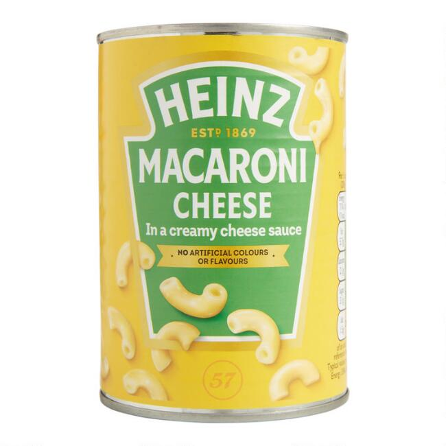 Heinz Macaroni and Cheese Set of 6