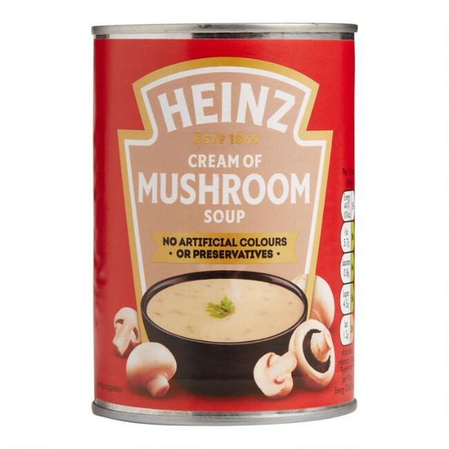Heinz Cream of Mushroom Soup Set of 6