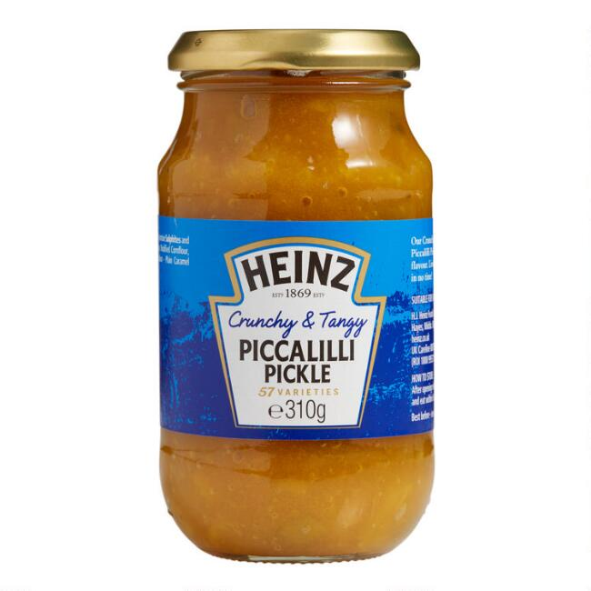 Heinz Piccalilli Pickle Relish