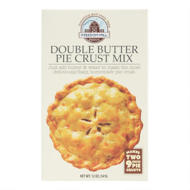 Double Butter Pie Crust Mix