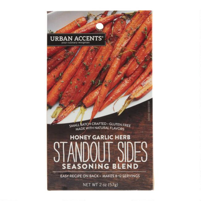 Urban Accents Honey Garlic Herb Carrots Seasoning