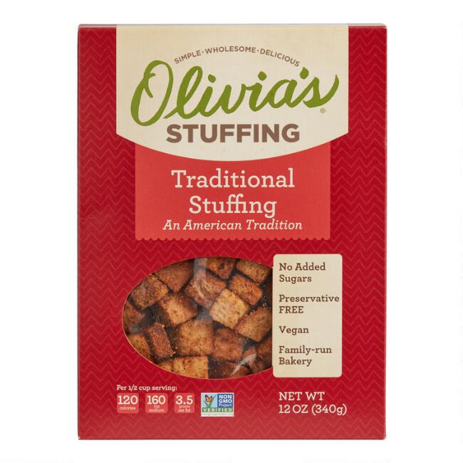 Olivia's Traditional Stuffing Mix