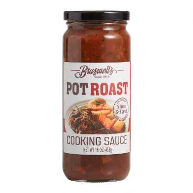 Braswell's Pot Roast Slow Cooker Cooking Sauce