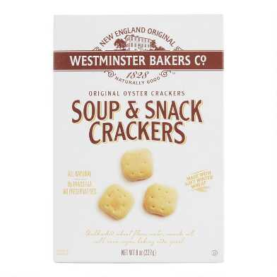 Westminster Oyster Crackers
