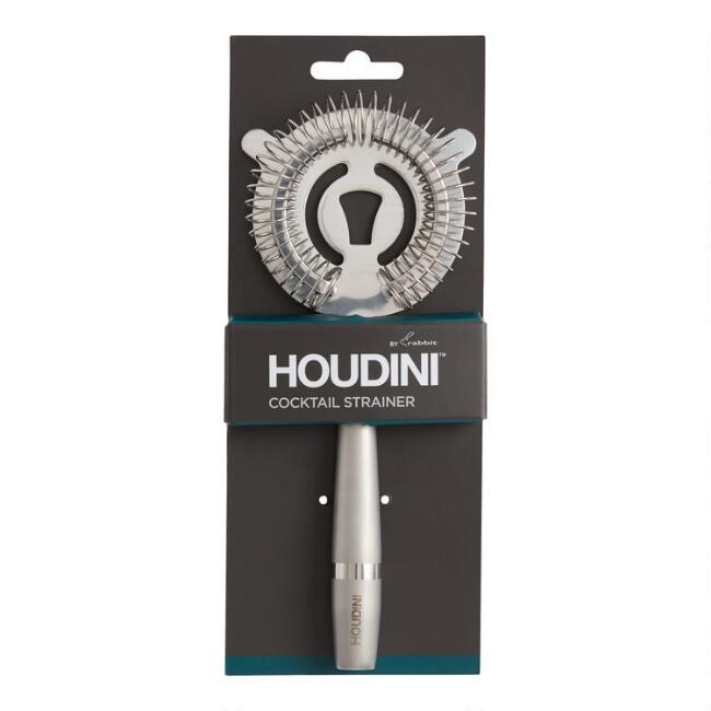 Houdini Stainless Steel Cocktail Strainer
