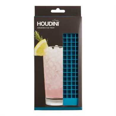 Houdini Silicone Crushed Iced Tray Set of 2