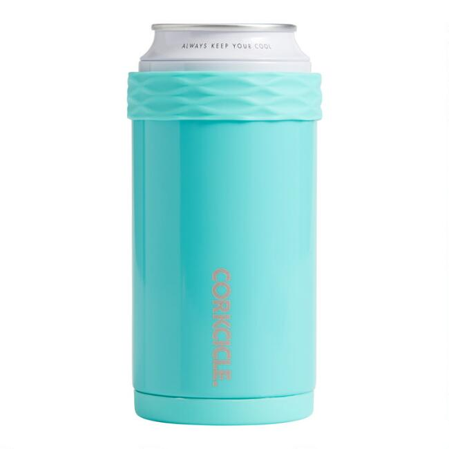 Corkcicle Turquoise Arctican Can Cooler