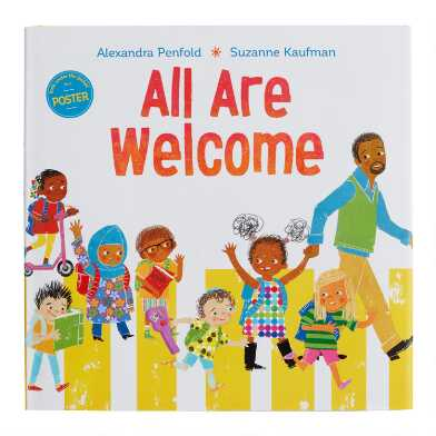 All Are Welcome Book