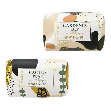 Castelbel Modern Botanicals Bar Soap
