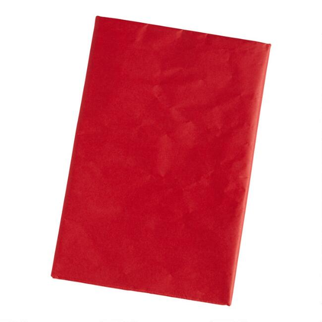20 Pack Red Tissue Paper Set Of 2