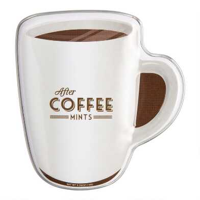 After Coffee Mints Set Of 3
