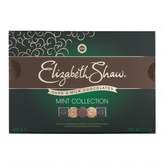 Elizabeth Shaw Mint Chocolates Collection
