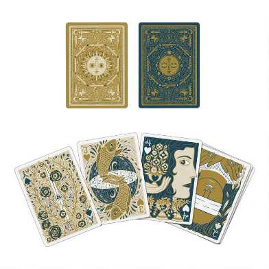 Illuminated Playing Cards 2 Pack