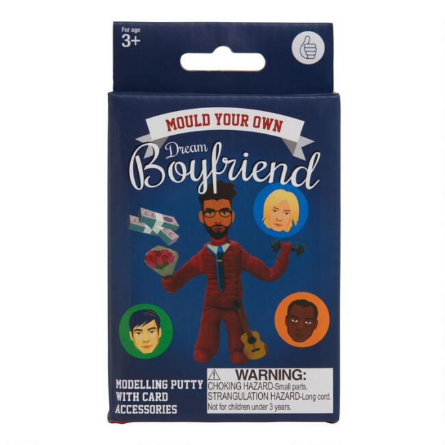 Mould Your Own Boyfriend Putty Kit