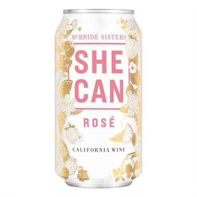 She Can Rose 375ml Can