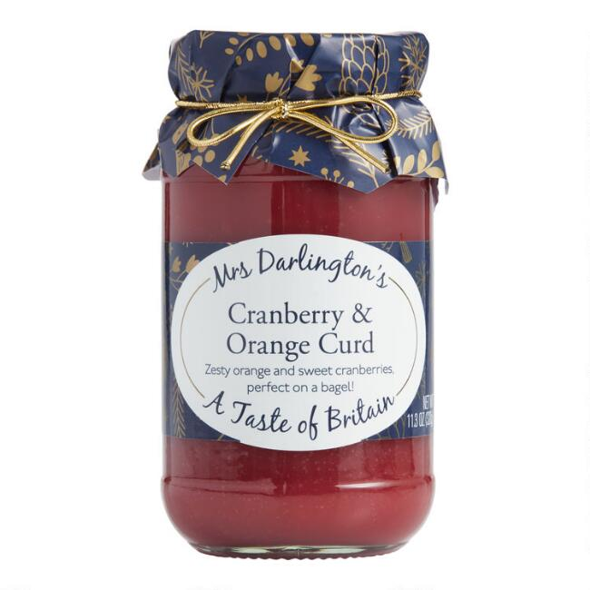 Mrs Darlington's Cranberry and Orange Curd
