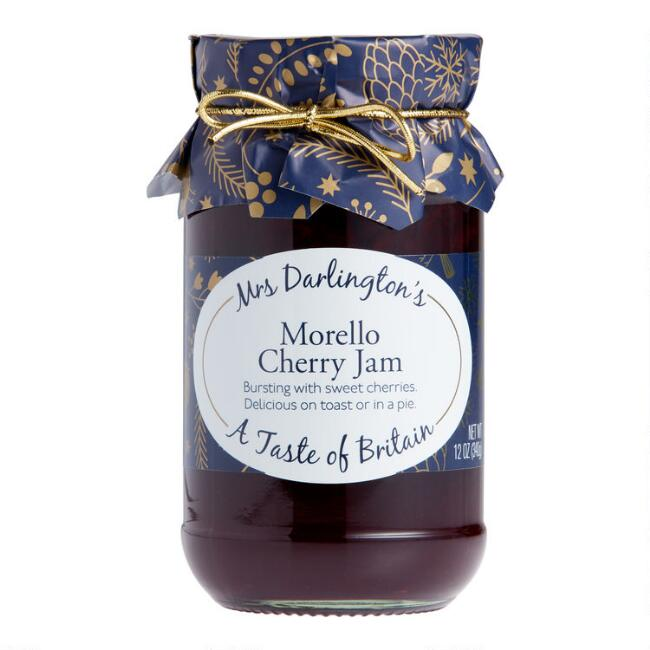 Mrs Darlington's Morello Cherry Jam
