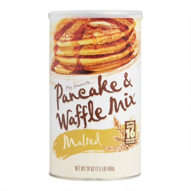 My Favorite Malted Pancake And Waffle Mix