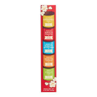 Urban Accents Movie Night Seasoning Tower 5 Pack