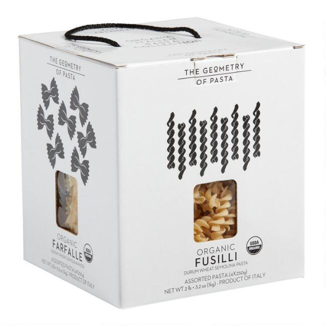 Borgo de' Medici The Geometry of Pasta Pantry Set 4 Pack