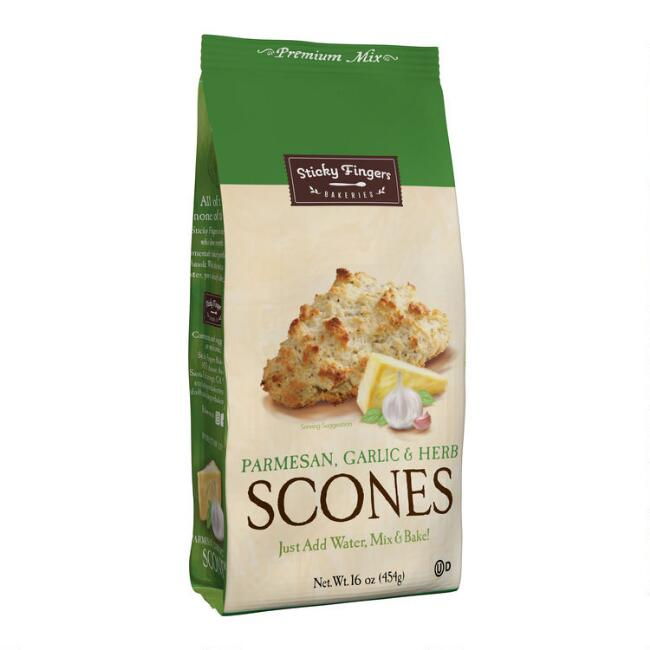Sticky Fingers Parmesan, Garlic and Herb Scone Mix