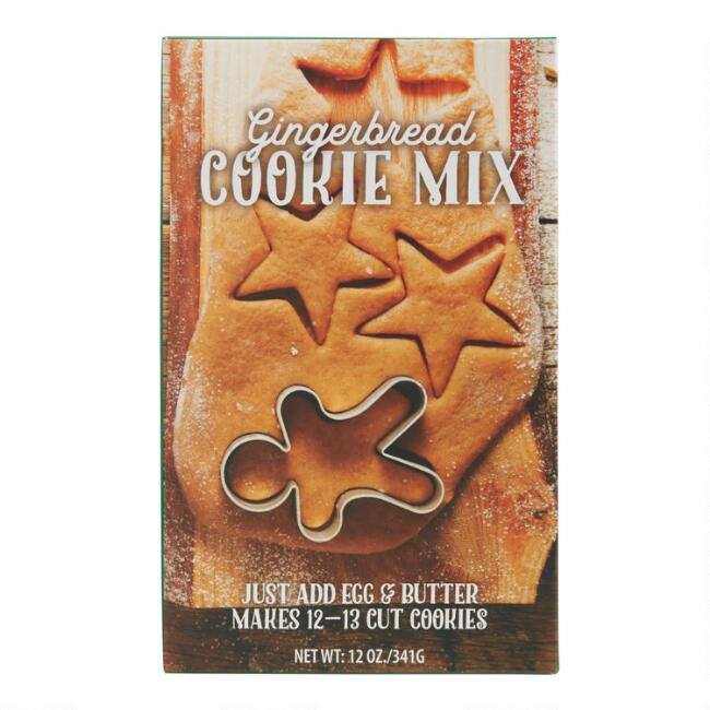 Freedom Mill Gingerbread Cookie Mix