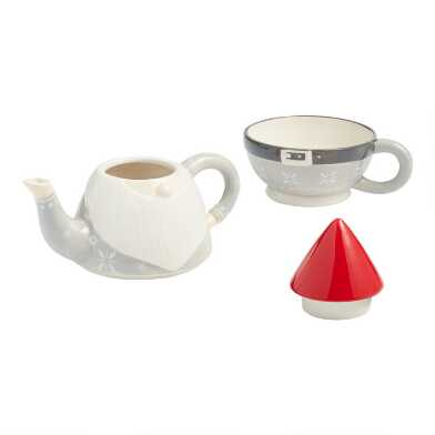 Gnome Tea for One Set