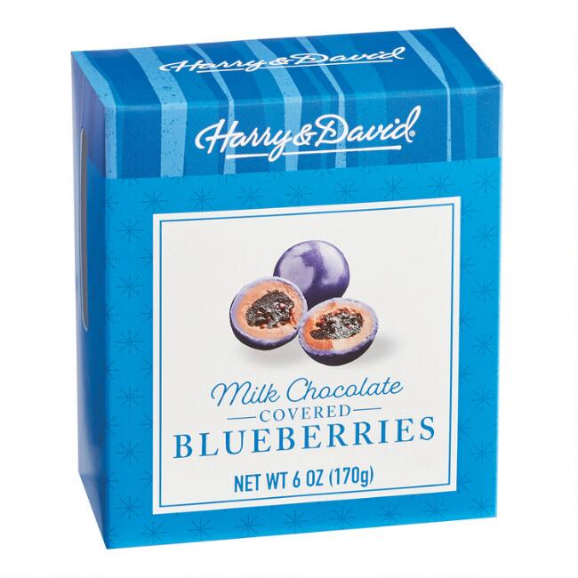 Harry & David Chocolate Covered Blueberries