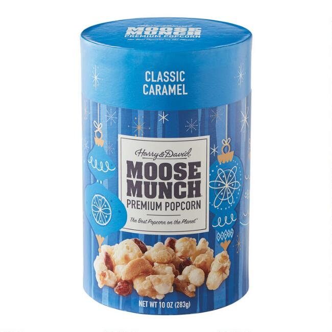 Harry & David Classic Caramel Holiday Moose Munch