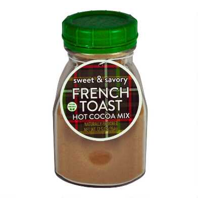 Sweet & Savory French Toast Hot Cocoa Mix Jar