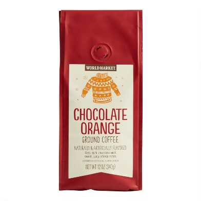 12 Oz. World Market® Chocolate Orange Ground Coffee