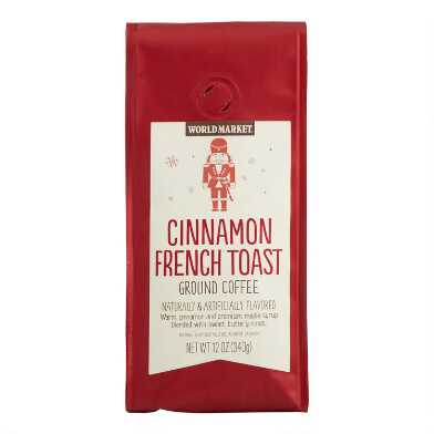 12 Oz. World Market® Cinnamon French Toast Ground Coffee