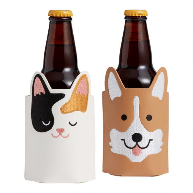 Fred Bev Buddy Dog and Cat Drink Sleeve Collection
