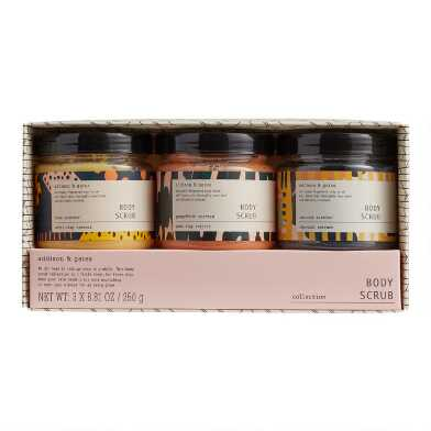 A&G Body Scrub Tub Gift Set